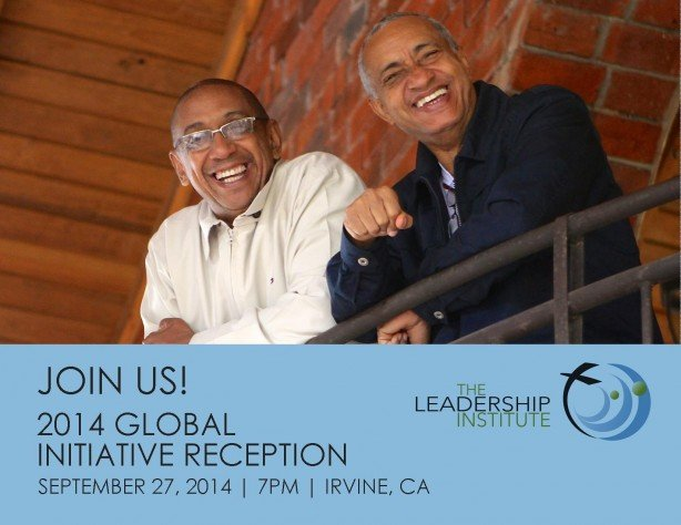 Leadership Institute Global Initiative Reception